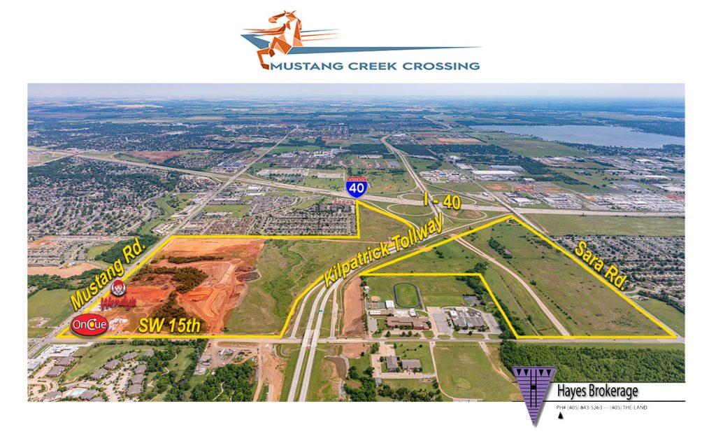 Mustang Creek Crossing